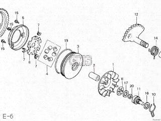 (28230gn2600) Gear.kick,driven