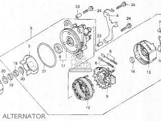 (31100-mt2-015) Ac Generator As