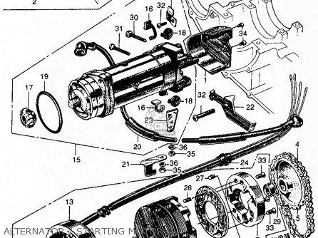 (31202216154) Sprocket Motor