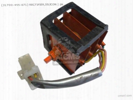 (31700-455-671) Rectifier,silicon