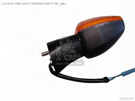(33400-mee-d01) Winker Assy R Fr