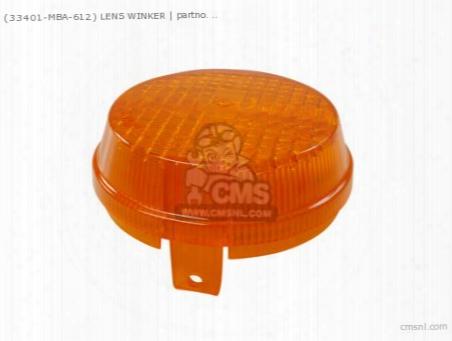 (33401-mba-612) Lens Winker