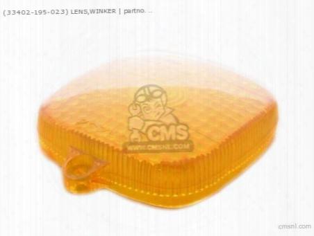 (33402195013) Lens,winker