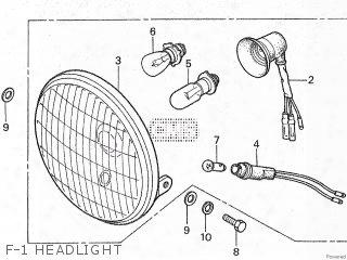 (34903303003) Bulb,position L/t
