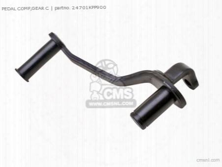 Pedal Comp,gear C