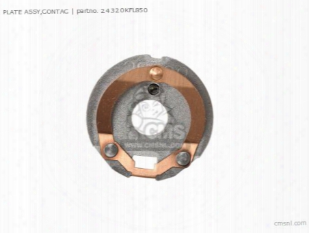 Plate Assy,contac