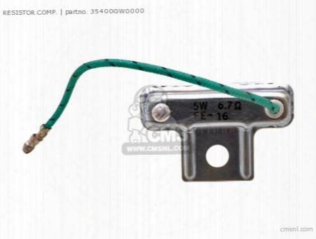 Resistor Comp.