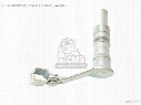 (22810036010) LEVER, CLUTCH