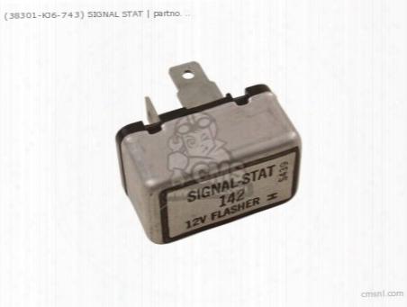 (38301kj6742) Signal Stat