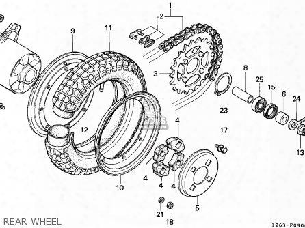 (40530gb2721) Chain,drive Did42