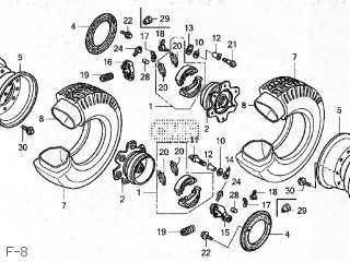 (43410196010) Arm,rr.brake