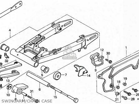 (43431kg1920) Arm,rr.brake Stop