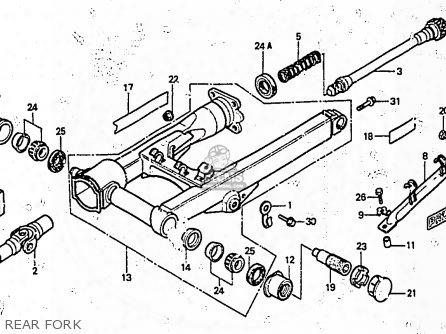 (43431mc5010) Arm,rr.brake Stop