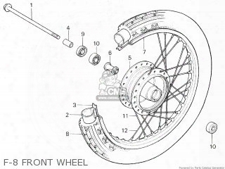 (44712150005) Tube,wheel