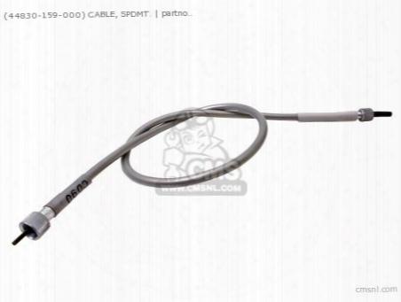 (44830-159-000) Cable Speedo