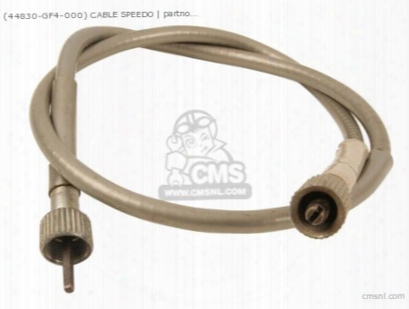 (44830gf4000) Cable Speedo