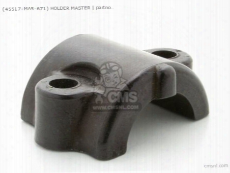 (45517ma5671) Holder Master