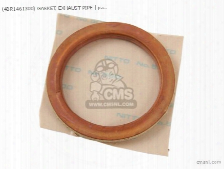 (4br1461300) Gasket, Exhaust Pipe