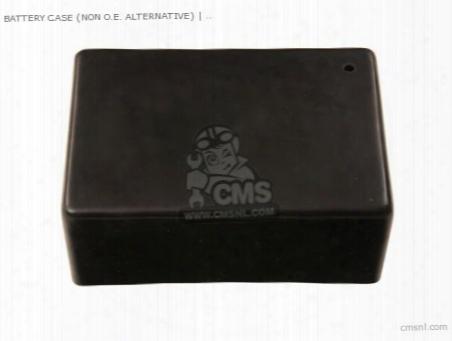 Battery Case (non O.e. Alternative)