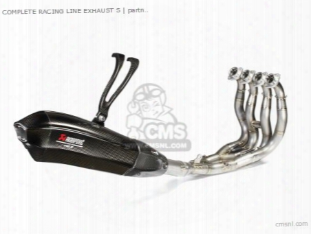 Complete Racing Line Exhaust S