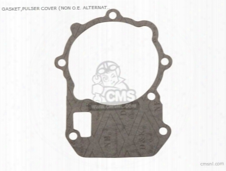 Gasket,pulser Cover (non O.e. Alternative)