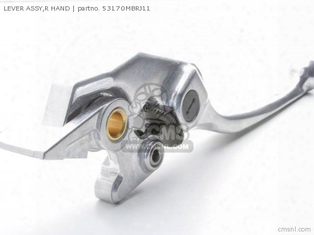 Lever Assy,r Hand