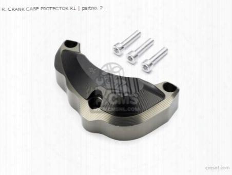 R. Crank Case Protector R1