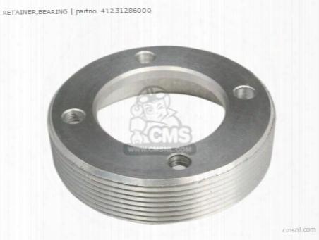 Retainer,bearing