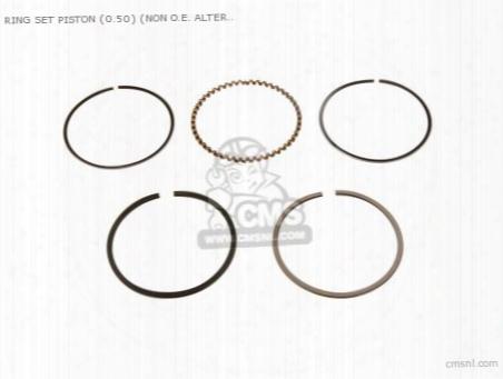 Ring Set Piston (0.50) (non O.e. Alternative)