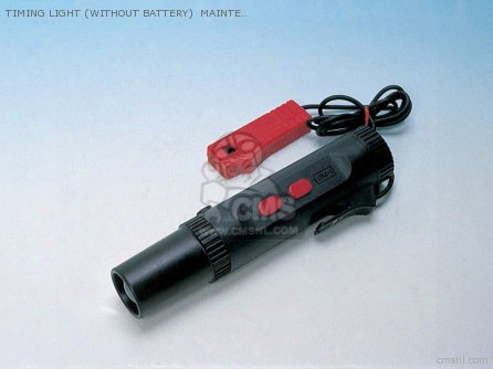 Timing Light (without Battery) Maintenance Parts