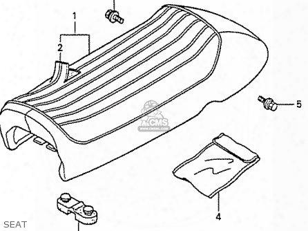 (77100-geg-710) Seat Comp