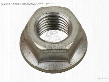(90204634000) Nut,flange,10mm