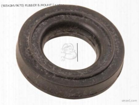 (90543mv9670) Rubber B,mount