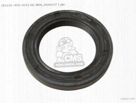 (91201402015) Oil Seal,35x52x7
