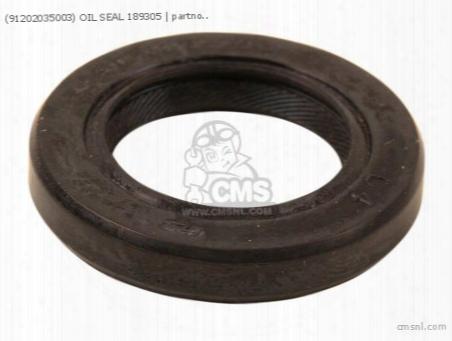 (91202035003) Oil Seal 189305
