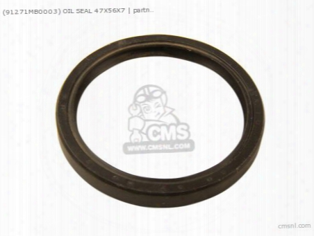 (91271mb0003) Oil Seal 47x56x7