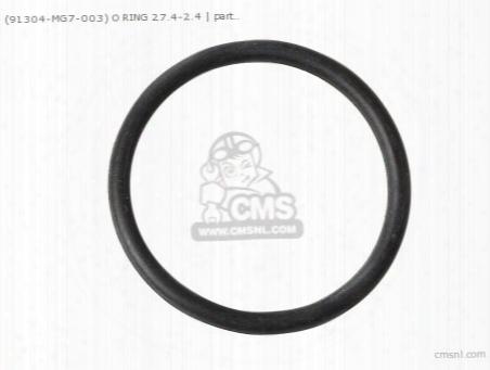 (91304mg7003) O Ring 27.4-2.4