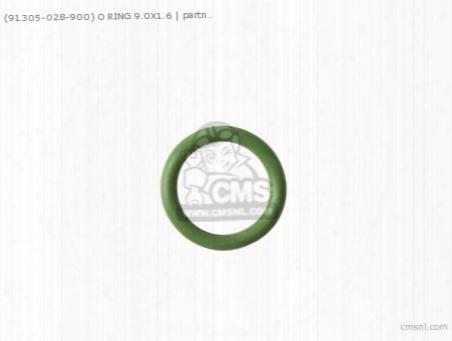 (91305028900) O Ring 9.0x1.6