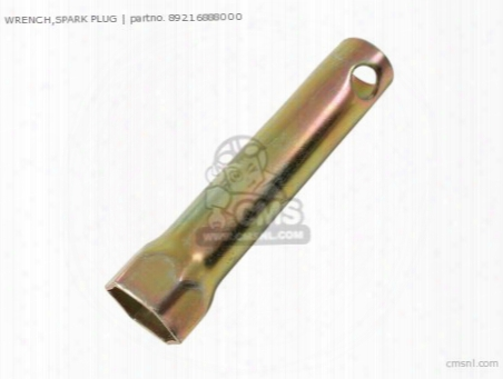 (9900418001) Wrench,spark Plug