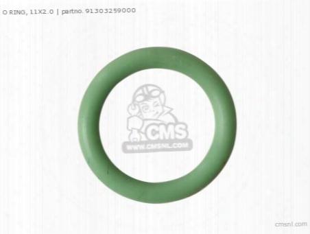 O Ring 11x2.0