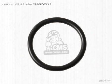 O-ring 21.2x2.4