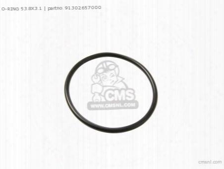 O-ring 53.8x3.1