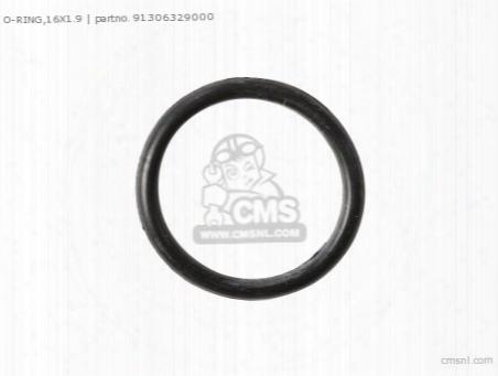 O-ring,16x1.9