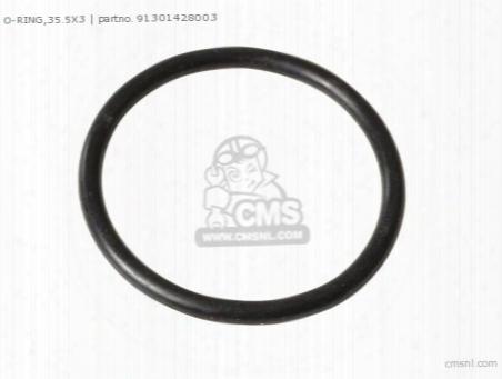 O-ring,35.5x3
