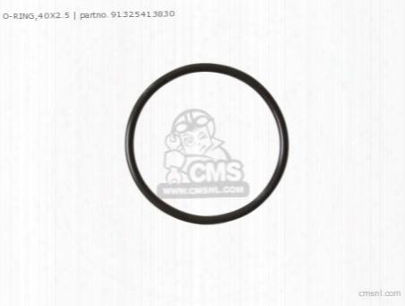 O-ring,40x2.5