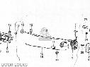 (93600-060160A) SCREW,PAN,DR,LOCK