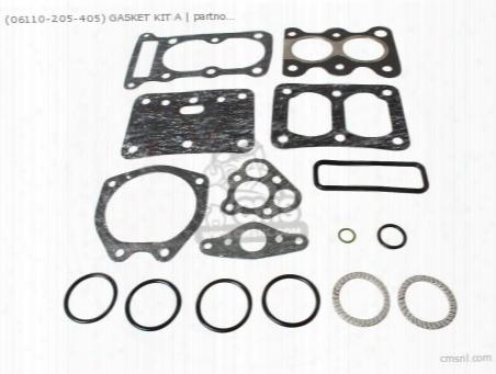 (06110-205-405) Gasket Kit A