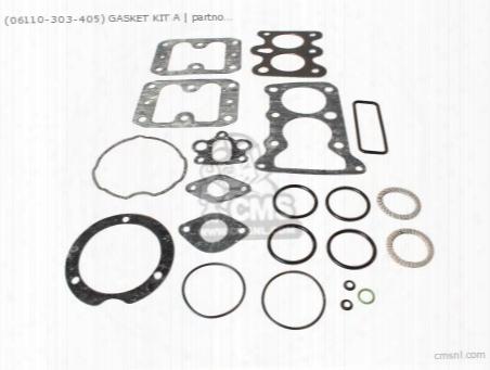 (06110-303-405) Gasket Kit A