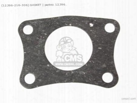 (12396216306) Gasket Cap Cover