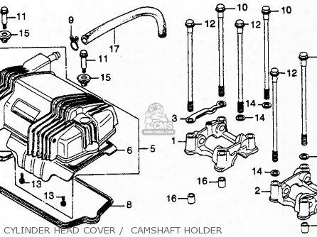 (12510413305) Holder,r.camshaft
